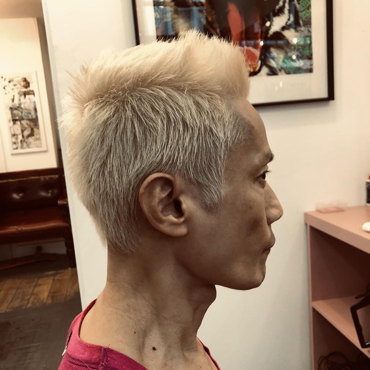Soho Haircut Headshot #10
