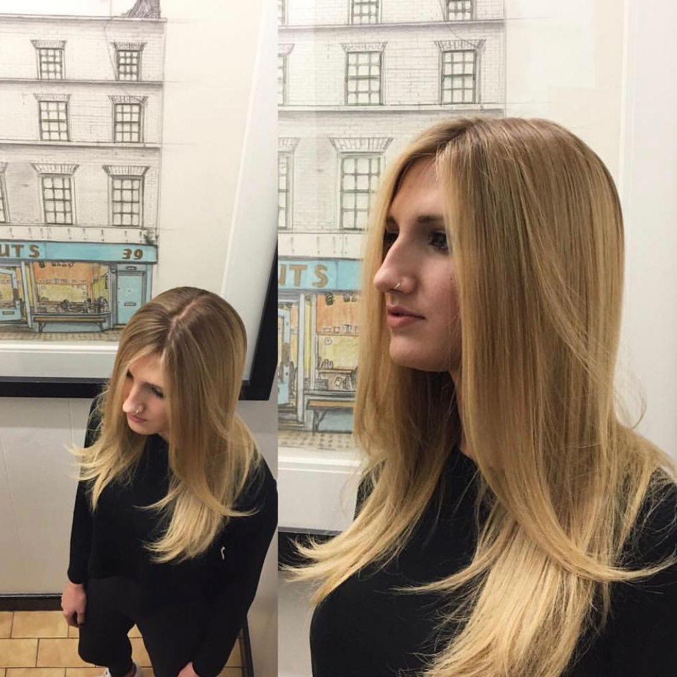 Soho Haircut Headshot #8