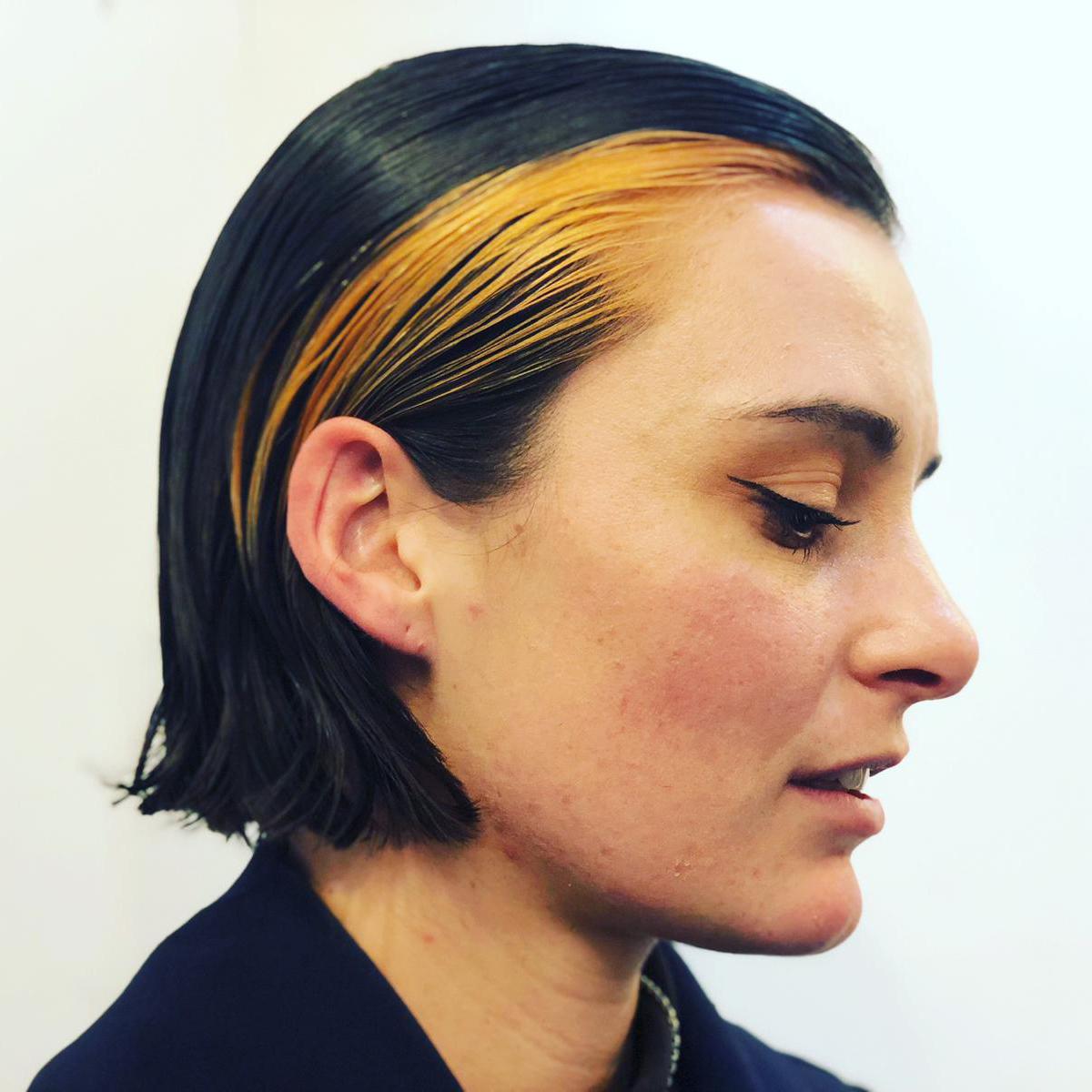 Soho Haircut Headshot #4